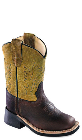 Old West BSI1871 Toddlers Western Boot