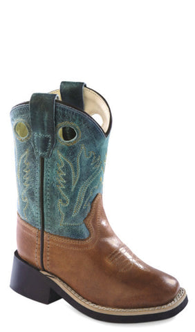 Old West BSI1872 Toddlers Western Boot