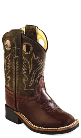 Old West BSI1877 Toddlers Western Boot