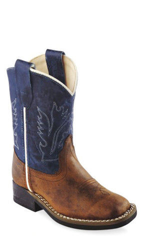 Old West BSI1884 Toddlers Western Boot