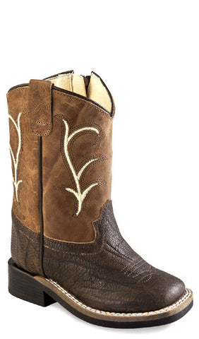 Old West BSI1819 Toddlers Western Boot