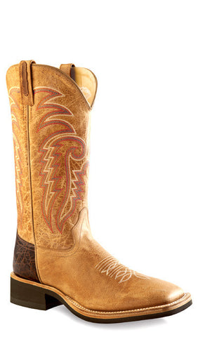 Old West BSM1859 Mens Western Boot