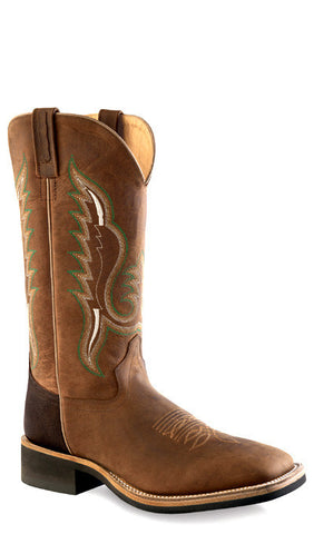Old West BSM1860 Mens Western Boot
