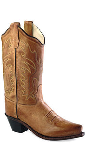 Old West CF8229 Kids Western Boot