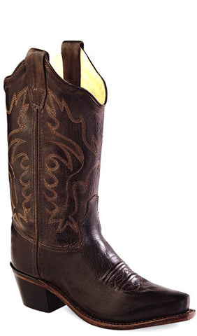 Old West CF8234 Kids Western Boot