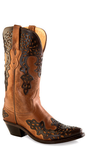 Old West LF1539 Ladies Western Boot