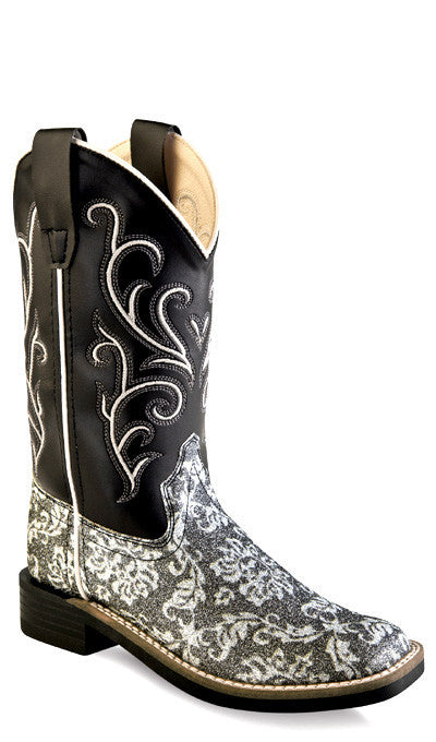 Old West VB9110 Kids Western Boot
