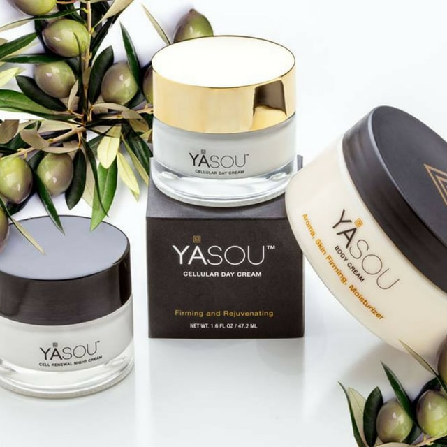 7 Days To Christmas Gifts: YASOU Natural Skin Care