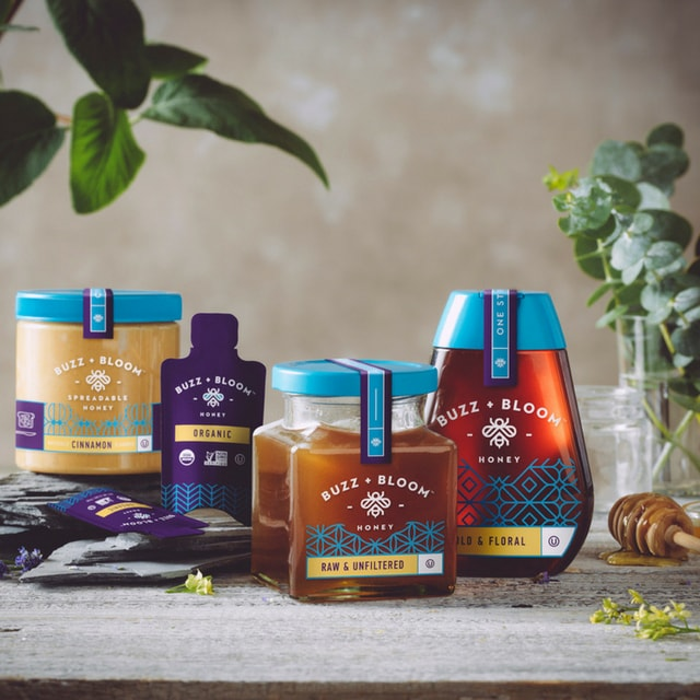 Brand & Product Highlights with Buzz + Bloom Honey