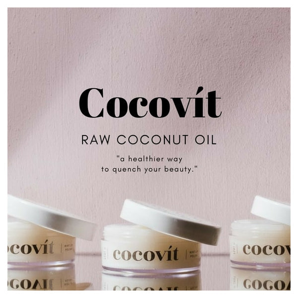 Behind the Brand: Cocovít Coconut Oil