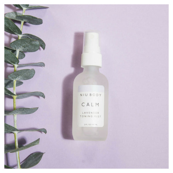 NIU BODY - Calm Toning Mist