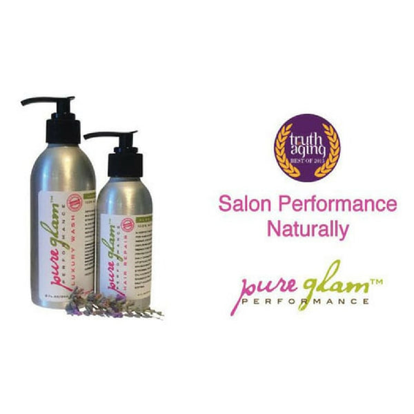 Pure Glam Performance Hair Care