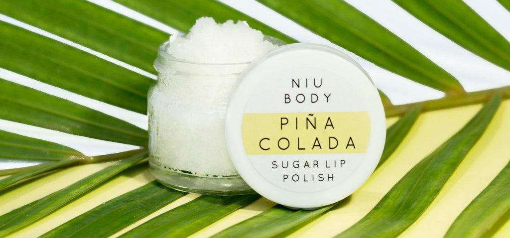 NIU BODY - Pina Colada Lip Polish