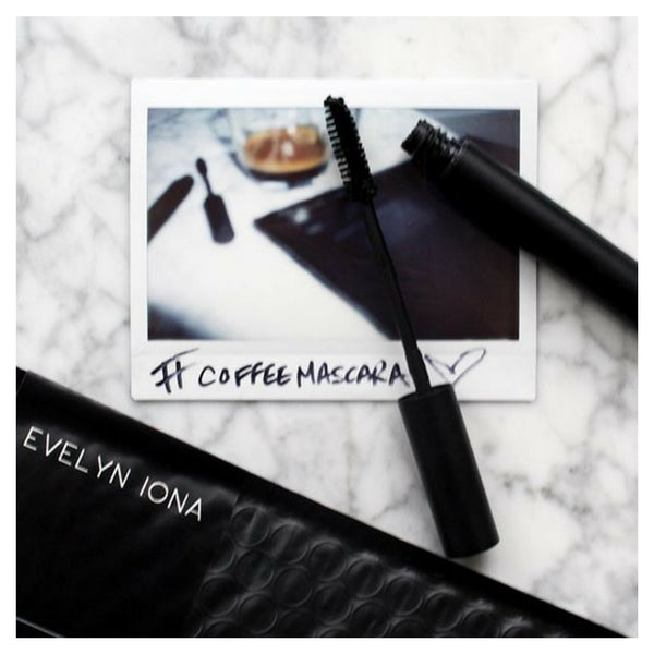 Evelyn Iona Cosmetics Coffee Mascara
