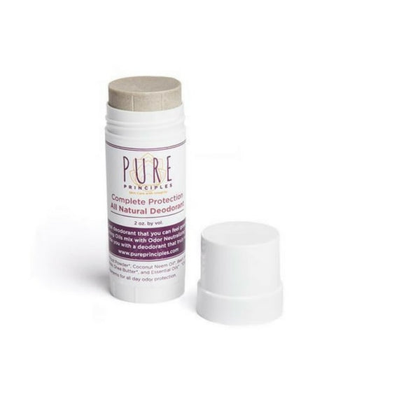 Pure Principles All Natural Deodorant