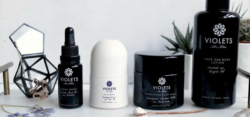Violets Are Blue Skincare
