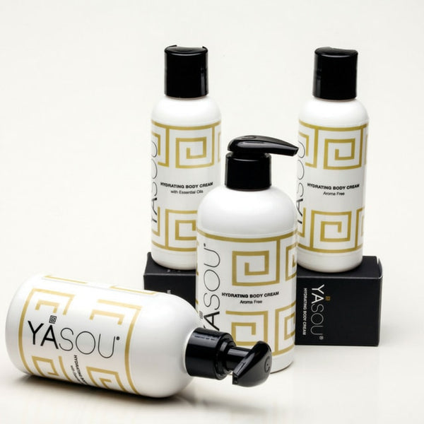 YASOU Natural Skin Care: Natural Hydrating Body Cream