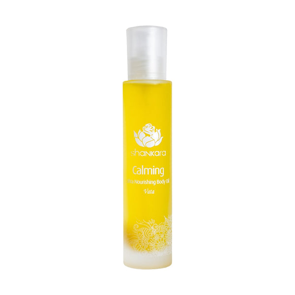 Calming Body Oil