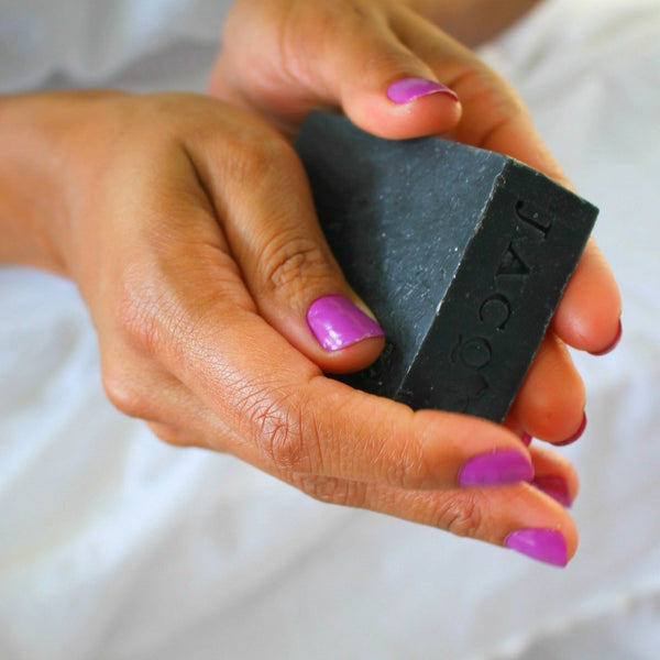 Plantain & Activated Charcoal Cleansing Bar