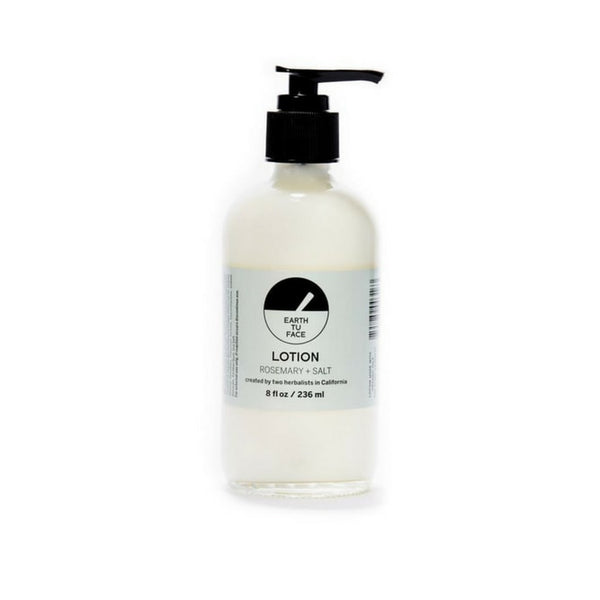 Rosemary Organic Lotion