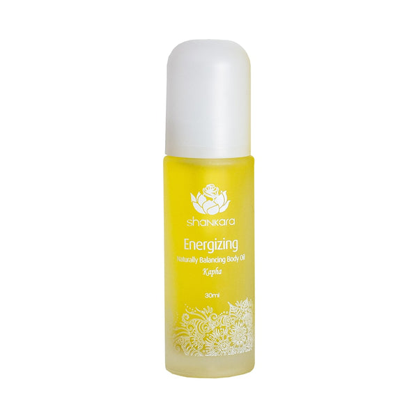 Energizing Body Oil