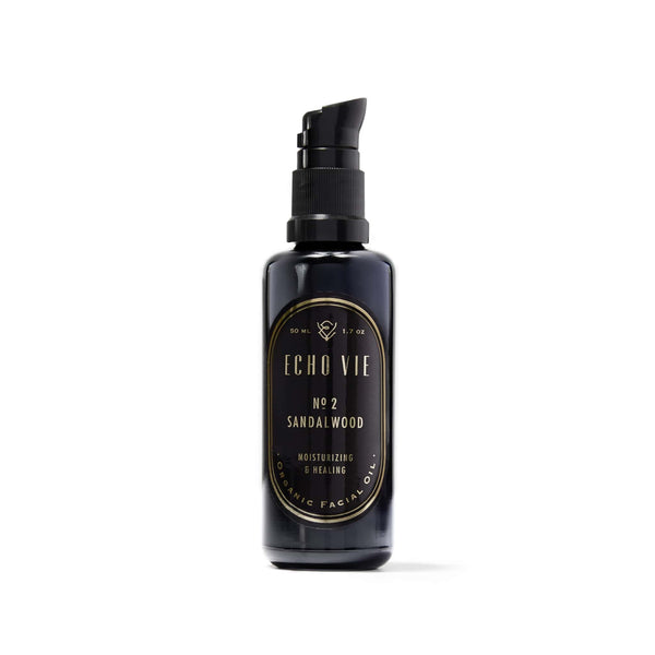No 2 Sandalwood Organic Face Oil