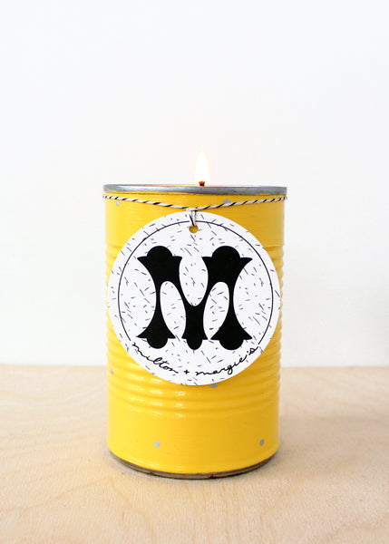 Buttercream Soy Candle in Beryl