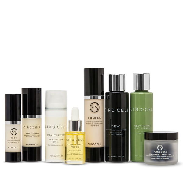 Age-Defying Skincare Regimen Collection