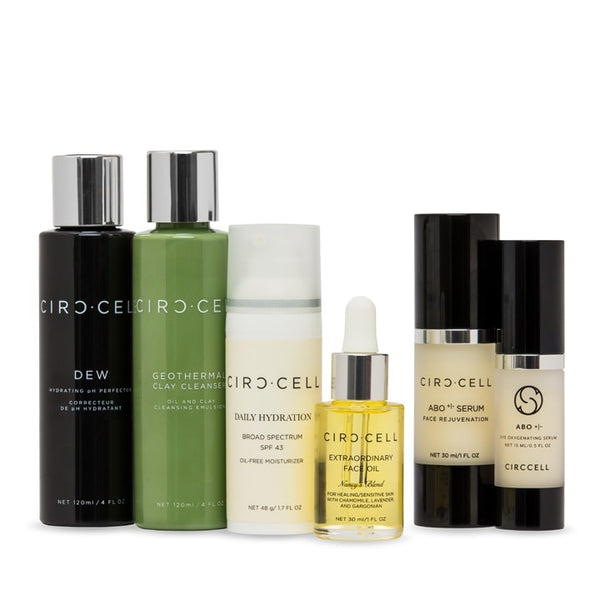 Sensitive Skincare Regimen Collection
