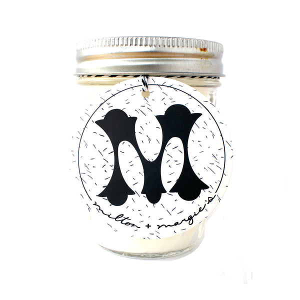 Mason Jar Soy Candle (10 oz.) - Pick The Scent