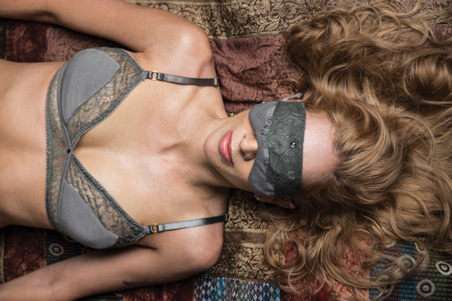 Third Eye Calming Mask - Chakra Intimates