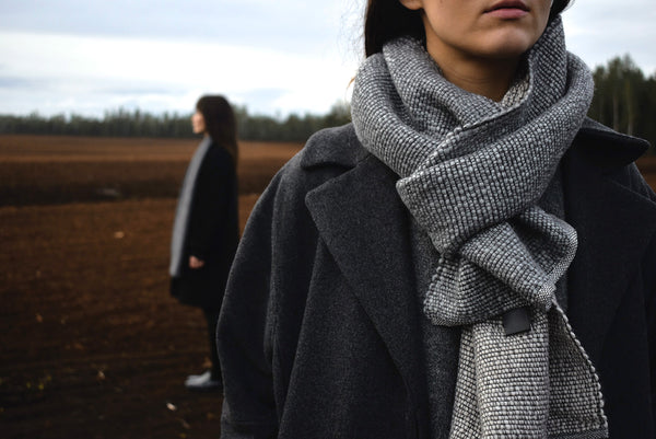 scarf DUO FLINT