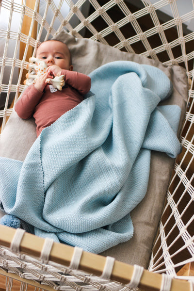 Baby blanket Watercloud