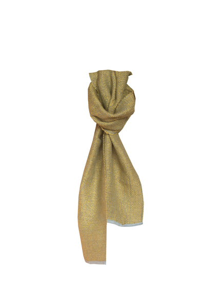 Kids scarf Yellow II