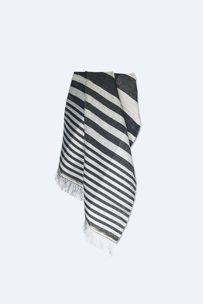 Beach Towel Monochrome