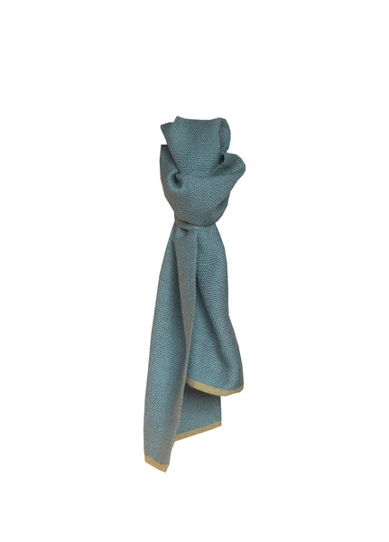 Kids scarf Green