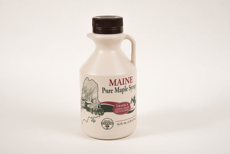 Pure Maine Maple Syrup - Lobster Taxi