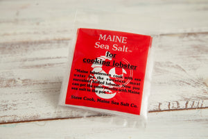 Maine Sea Salt - Lobster Taxi