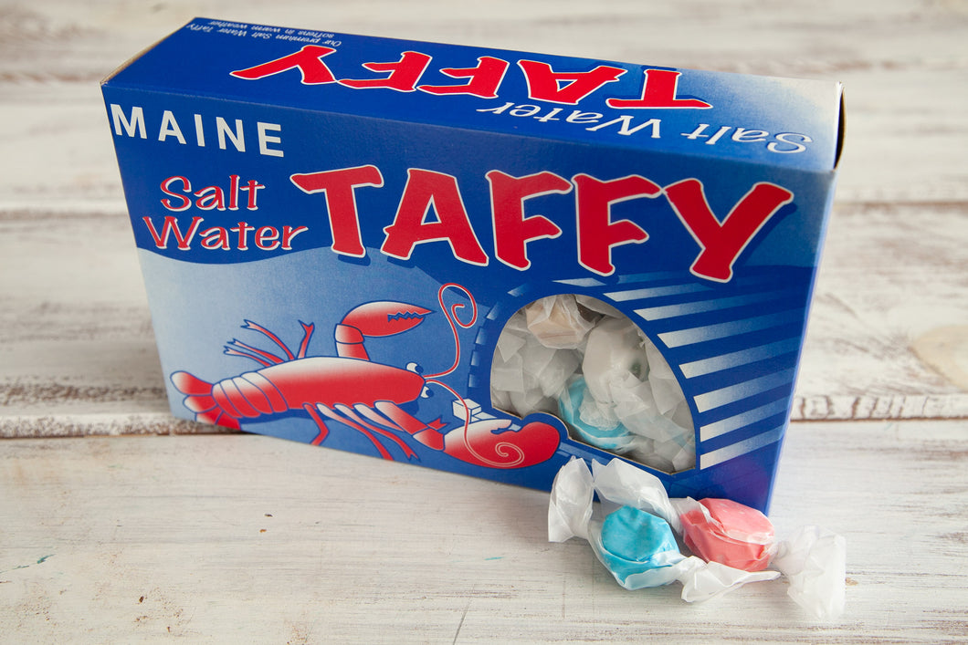 Maine Salt Water Taffy - Lobster Taxi