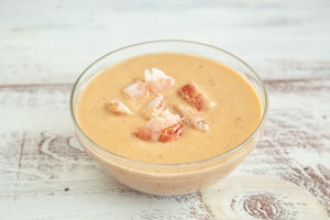 Lobster Bisque - Lobster Taxi