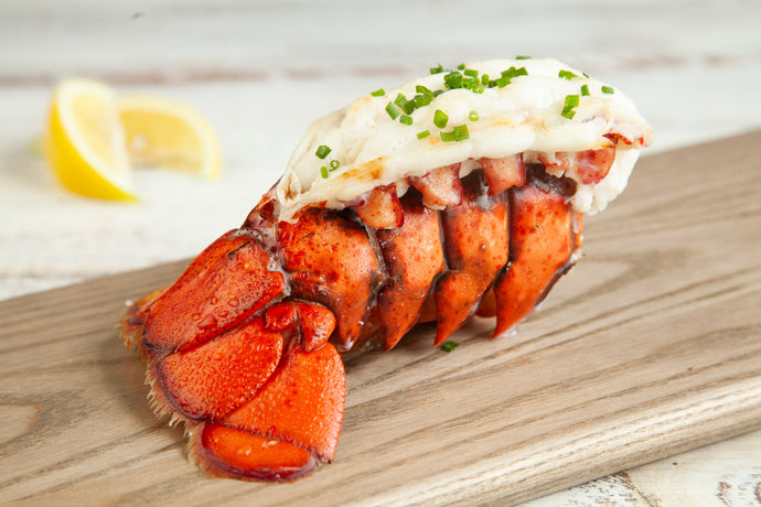 Maine Lobster Tail - Lobster Taxi