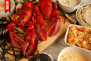 Taste of Maine Dinner For Two - Lobster Taxi