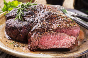 USDA Prime Black Angus Boneless Rib Eye - (11 oz)