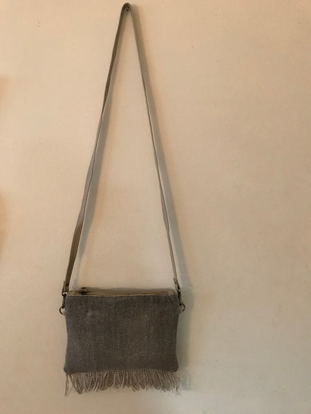 Marcie Fringes Crossbody Bag