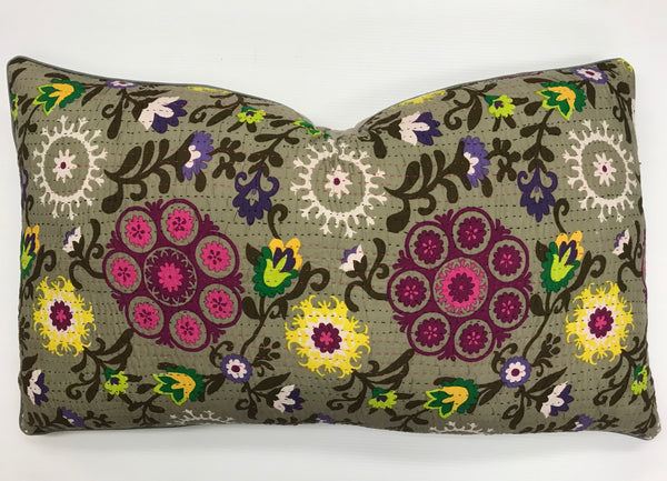 "Bohemian Body Pillow 24"" x 40"""