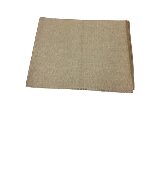 Beckett 72' Natural Woven Cotton Table Runner
