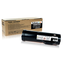 Professor Color Compatible Toner Cartridge Replacement for Xerox VersaLink B400 B405 106R03584 - Black, ,