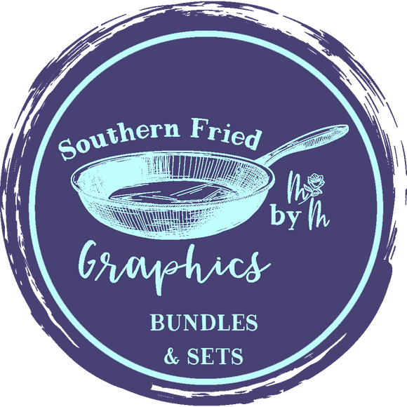 Southern Fried Graphics Graphic Bundles/Sets