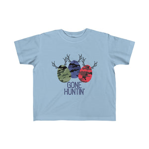Gone Huntin' V2 Toddler Fine Jersey Tee