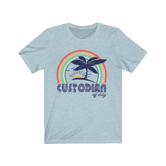 Custodian Off-Duty Short Sleeve Tee